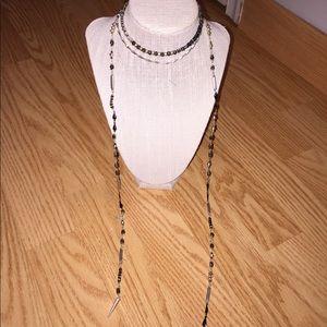 Stella & Dot Amelie lariat necklace